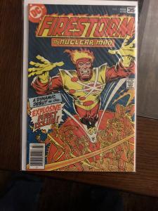 First firestorm