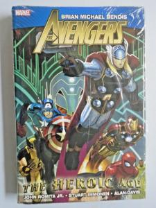 Avengers The Heroic Age #1 B - see pics - torn cello - 8.0 - 2012