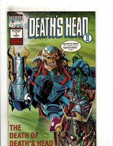 Death's Head II (UK) #1 (1992) YY3