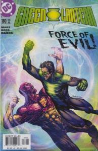 Green Lantern (1990 series) #180, NM (Stock photo)
