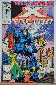 X-Factor #25 (1988) VF-NM Simonson Art!!