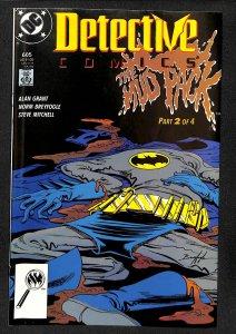 Detective Comics #605 (1989)