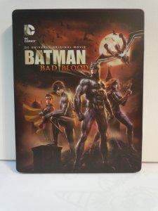 Batman: Bad Blood (Blu-ray) STEELBOOK
