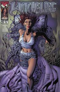 Witchblade #42 VF/NM; Image | save on shipping - details inside