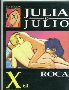 Coleccion X numero 064: Julia o Julio