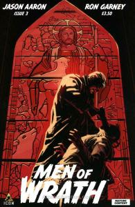 Men of Wrath #3 VF/NM; Icon | save on shipping - details inside