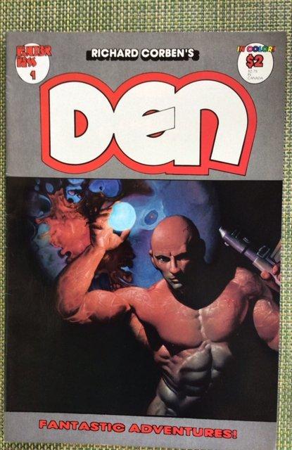 Den #1 (1988)