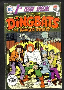 1st Issue Special #6 (1975)