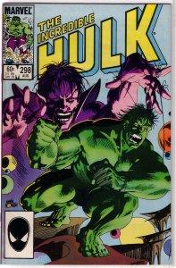 Incredible Hulk   vol. 1   #298 FN