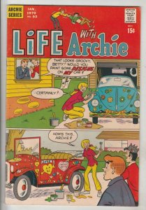 Life with Archie #93 (Jan-70) NM- High-Grade Archie, Jughead, Betty, Veronica...
