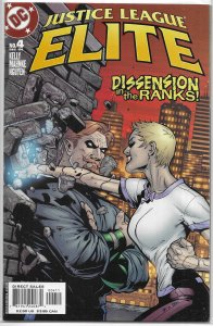 Justice League Elite (2004) # 4 of 12 VF Kelly/Mahnke, Green Arrow
