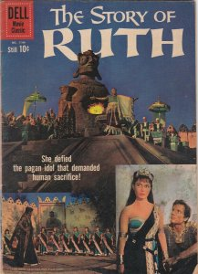 Four Color 1144 VG-/VG The Story of Ruth