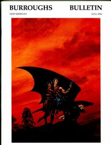 Burroughs Bulletin New Series #19 1994-ERB-Tarzan-Richard Hescox-R Kline-VF