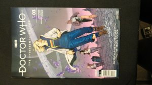 Doctor Who The Thirteenth Doctor #03 Cover A + Cover B (Photo Variant) Lot of 2