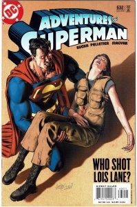 Adventures of Superman #632 NM+