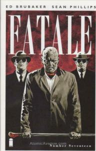 Fatale (Image) #17 VF; Image | save on shipping - details inside