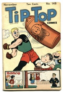 Tip Top Comics #148 1948- Curly Kayoe- Li'l Abner G-
