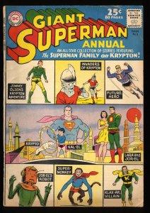 Superman Annual #5 VG 4.0