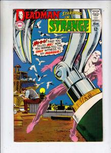 Strange Adventures #210 (Mar-68) VF/NM+ High-Grade Deadman