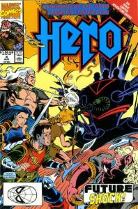 Hero (1990 series) #4, NM + (Stock photo)
