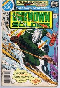 Unknown Soldier #223 ORIGINAL Vintage 1979 DC Comics