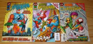 Spider-Man: the Greatest Responsibility #1-3 VF/NM complete story SCARLET SPIDER