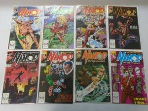 Namor the Sub-Mariner lot 40 different #1-41 avg 8.0 VF (1990-93 1st Series)