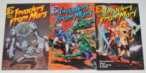 Invaders From Mars! vol. 2 #1-3 VF/NM complete series - sequel to 1950s movie