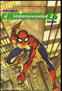 FANTACO'S CHRONICLES #5-HISTORY OF SPIDER-MAN-1982 VF