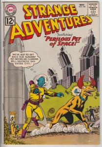 Strange Adventures #146 (Nov-62) NM- High-Grade