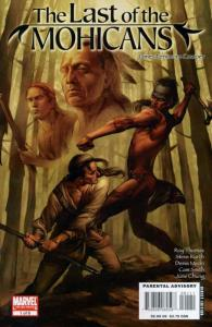 Marvel Illustrated: Last of the Mohicans #1 VF/NM; Marvel | save on shipping - d