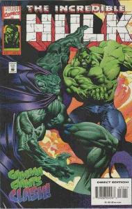 Incredible Hulk (1968 series) #432, NM- (Stock photo)
