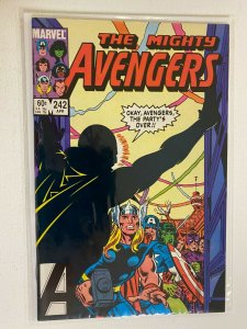 Avengers #242 direct edition 6.0 FN (1984)