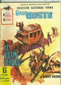 Gran Oeste numero 183: El botin perdido