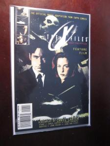 X-Files Official Movie Adaptation #1 - 8.0 - 1998
