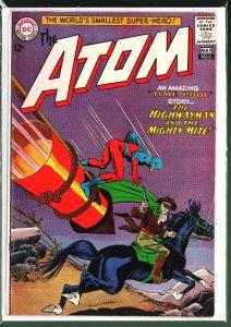 The Atom #6 (1963)