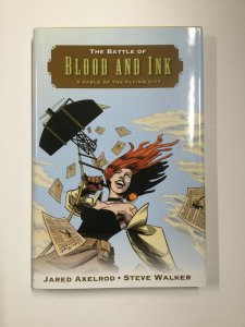 Battle Of Blood And Ink Tpb Hardcover Hc Near Mint Nm Tor