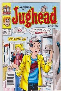 Archie's Pal Jughead Vol 2 #148