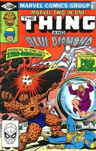 Marvel Two-In-One (1974 series) #79, VF+ (Stock photo)