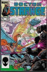 Doctor Strange #73 (Marvel, 1974) NM
