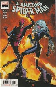 AMAZING SPIDER-MAN # 9 (2019)