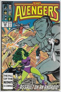 Avengers   vol. 1   #286 FN Stern/Buscema/Palmer, Awesome Android