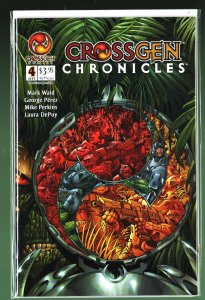 CrossGen Chronicles #4 (2001)