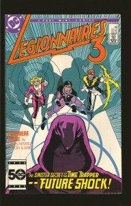 DC Comics Legionnaires 3 #1 (1986)