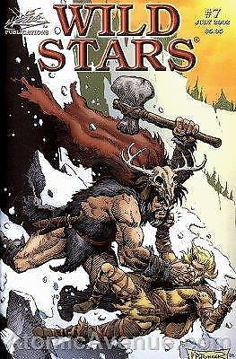 Wild Stars (Vol. 3) #7 VF/NM; Little Rocket | save on shipping - details inside