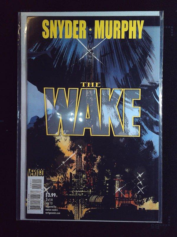 The Wake #3 (2013)