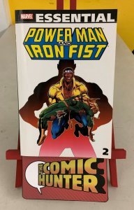 Essential Power Man and Iron Fist Vol. 2 2009 Paperback Chris Claremont