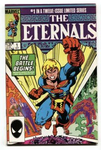 THE ETERNALS #1-1985-First appearance of Khorphos - VF/NM