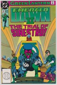 Green Lantern Emerald Dawn II #6 (VF)