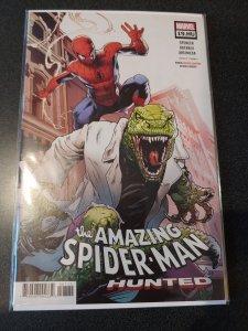AMAZING SPIDER-MAN #19 NM LIZARD